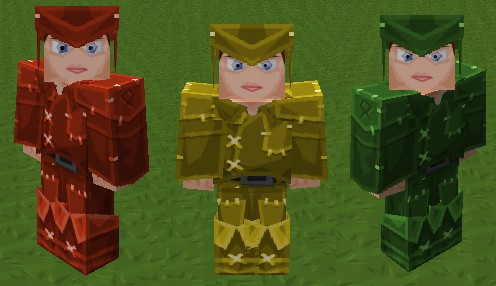 how to make dye in minecraft leather