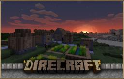 Direcraft V3.7 - New Swords All Up In This! Minecraft Texture Pack