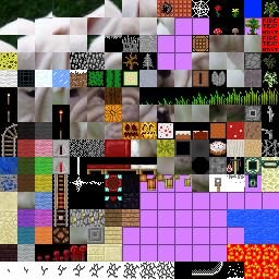 Puzzle Terrain! Minecraft Texture Pack