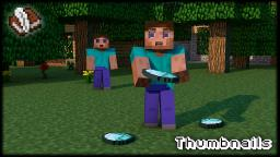 Creating and Choosing Thumbnails - Tutorial Minecraft
