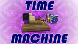 Working Time Machine / Tardis 1.5 Minecraft Map & Project