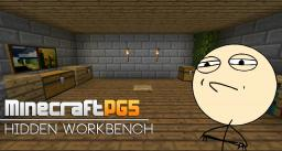 Challenge accepted - Hidden Workbench Minecraft Map & Project