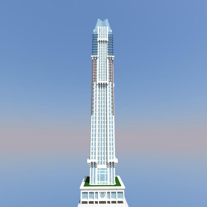 Dubai Project Minecraft