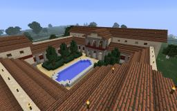 Roman Farm Minecraft Map & Project
