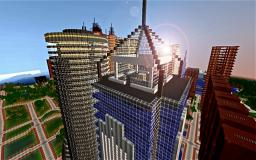 Selkirk State Building Minecraft