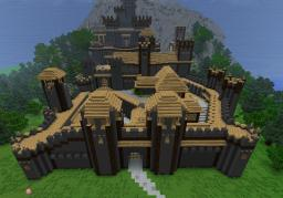 Dragon Age Awakening - Vigils Keep Minecraft