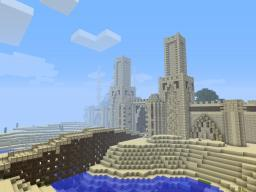 Arabic City Made Only By Me Minecraft Map & Project