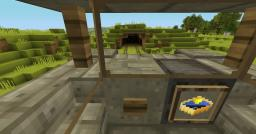 Working Time Machine with Flux capacitor Minecraft Map & Project