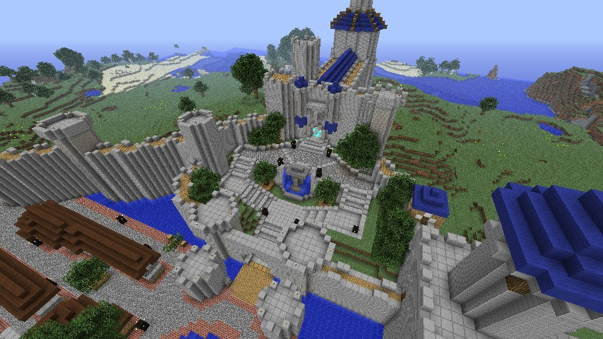 World Of Warcraft Style Rpg Minecraft Project