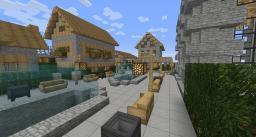 Minecraft Timelapse-Development NPS villadge Minecraft Map & Project