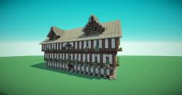 Homes4U,#2 Medieval home Minecraft Map & Project