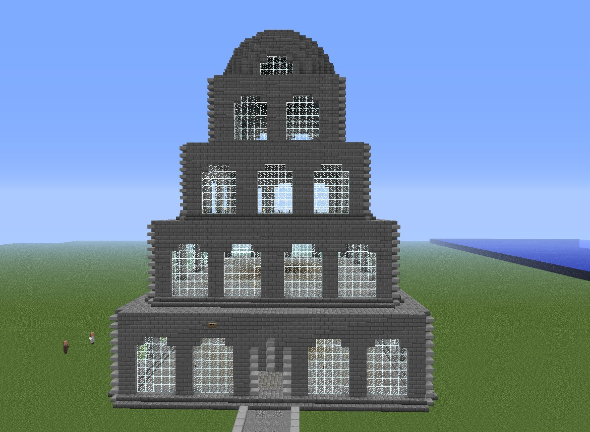City Building Minecraft Project