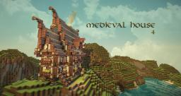 Medieval house #4 -[WITH DOWNLOAD] Minecraft Map & Project