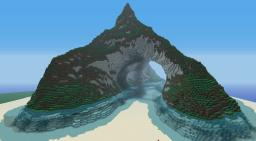 Cave Mountain Minecraft Project