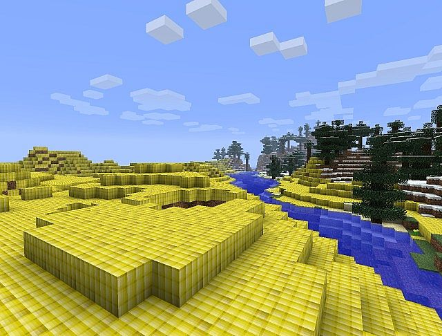 Butter Biome