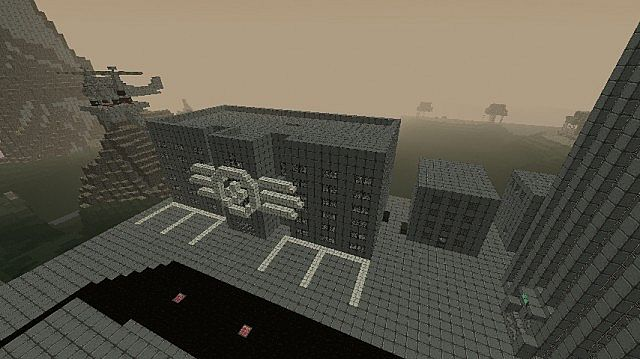 FalloutDownfall being converted to 18 Minecraft Project