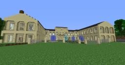 Versailles-based Palace (In progress cause its being build in survival Minecraft Project