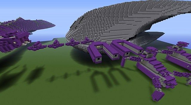 Halo Battle Minecraft Project