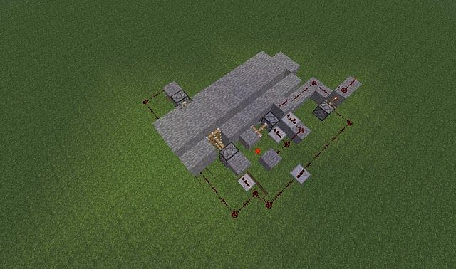 Another view of the redstone.