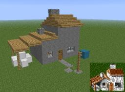 Steelworker - The Settlers Project Minecraft Map & Project