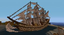 HMS Royal Fortune [100 sub special] Minecraft