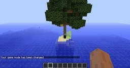 Survival Island Z Beta 0.1 Minecraft Map & Project