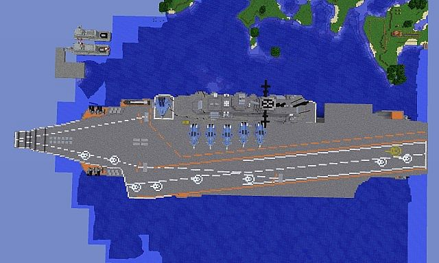 helicopter in minecraft with Russian Aircraft Carrier Admiral Kuz Sov on Watch in addition Russian Aircraft Carrier Admiral Kuz sov additionally Creative Perler Beads Ideas together with Modinfo moreover Acdata ah64 en.