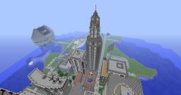 Romdeau City (abandoned due to server shutdown) Minecraft Project