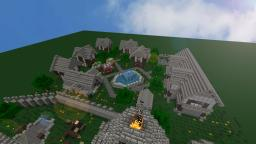 Minecraft - Peaceful Village - (Need More Builders)! Minecraft