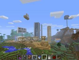 Nice Server World Minecraft Project