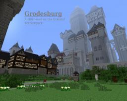 Grodesburg Eckland town Minecraft Map & Project