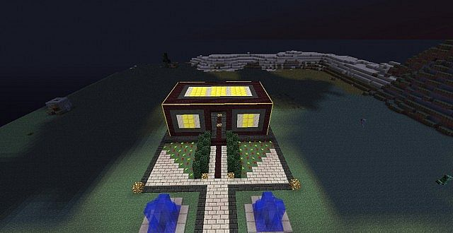 AatuCraft Spawn