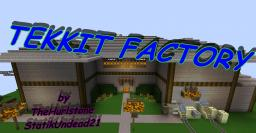 TEKKIT FACTORY Minecraft