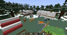 Campsite Survival, True Survival Minecraft Map & Project