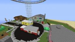 Project NukeTown Minecraft Map & Project