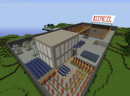 Tekkit Diamond Factory Minecraft Map & Project