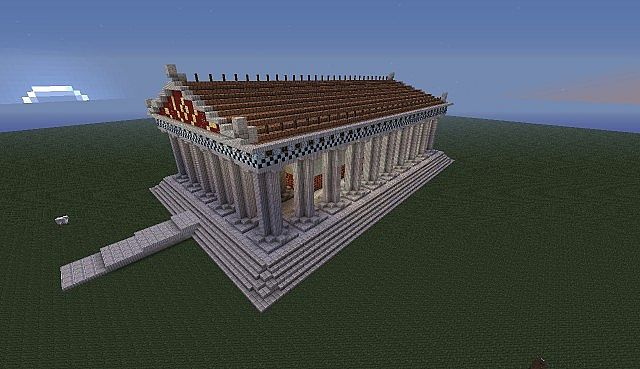 Zeus Minecraft Build