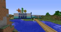 Aquapark OLD Minecraft Map & Project