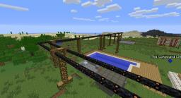 The Compound Minecraft Map & Project