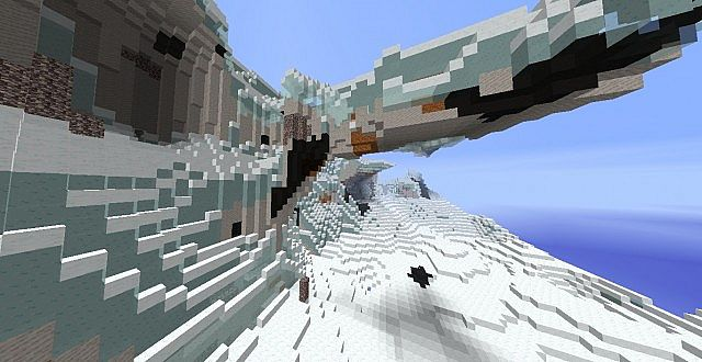 1.6.2 Forge The Glacier Biome Mod! [FINNALLY UPDATED ...