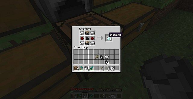 More crafting fix items and furnace smelts 1 3 2 adding for How to craft a furnace in minecraft