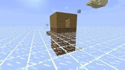 Glass Block Minecraft Map & Project
