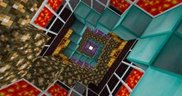 Psychodelic Skydiving Minecraft Map & Project
