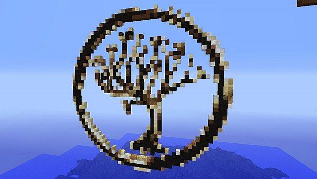 Amity faction symbol.