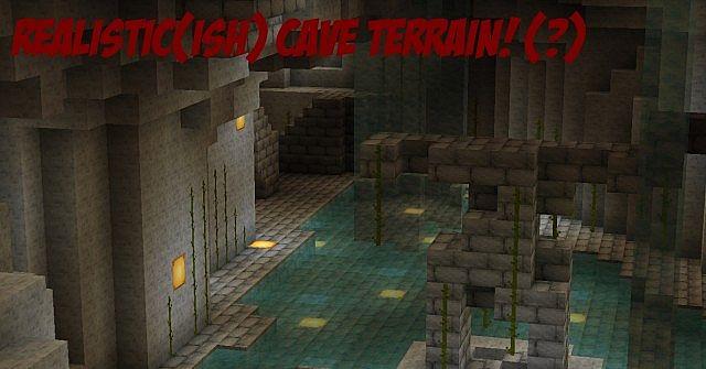 Grotte The Dwarven Cave Minecraft Project - Minecraft die grobten hauser