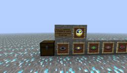 Mining World Minecraft Map & Project