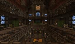 Eriks Hall [MEDIEVAL PARTY] [REALLY DETAILED] Minecraft Map & Project
