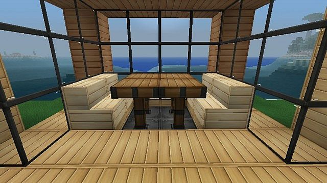 The Chrome Project House I Minecraft Project