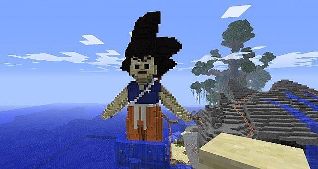 3D Kid Goku!