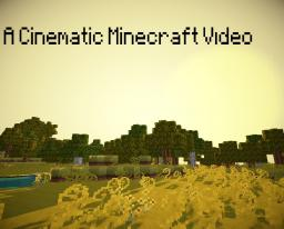 A Minecraft Cinematic | Watching Cows Minecraft Map & Project